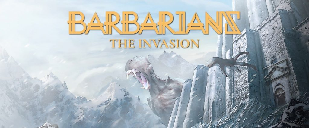 barbarians kickstarter game