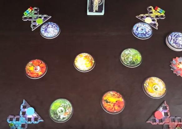 cosmic kaboom dexterity games
