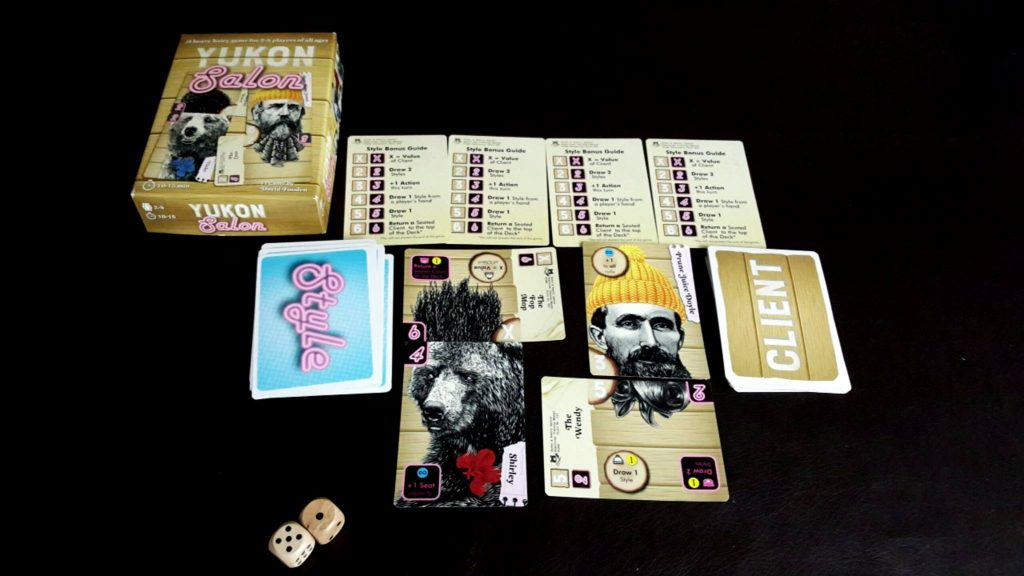 yukon salon card game review