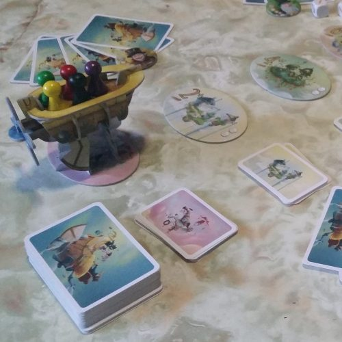 celestia board game review