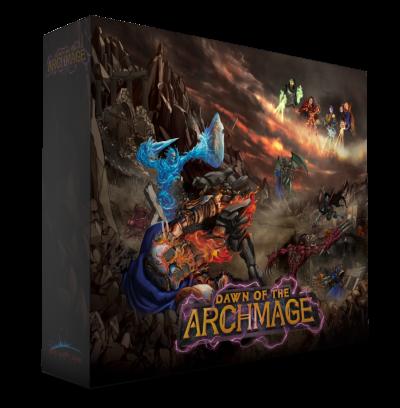 kickstarter archmage